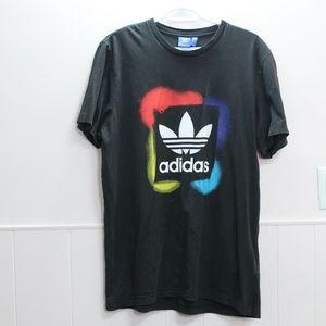 COPY - Adidas Retro Graffiti Men's T-shirt (xl)